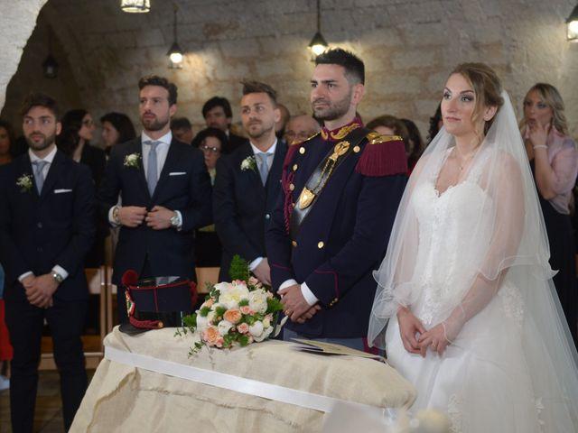 Il matrimonio di Gabriele e Eliana Nicole a Bari, Bari 19