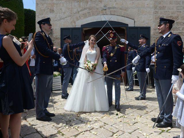 Il matrimonio di Gabriele e Eliana Nicole a Bari, Bari 21