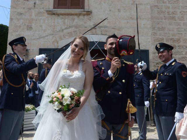 Il matrimonio di Gabriele e Eliana Nicole a Bari, Bari 22