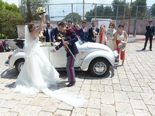 Il matrimonio di Gabriele e Eliana Nicole a Bari, Bari 24