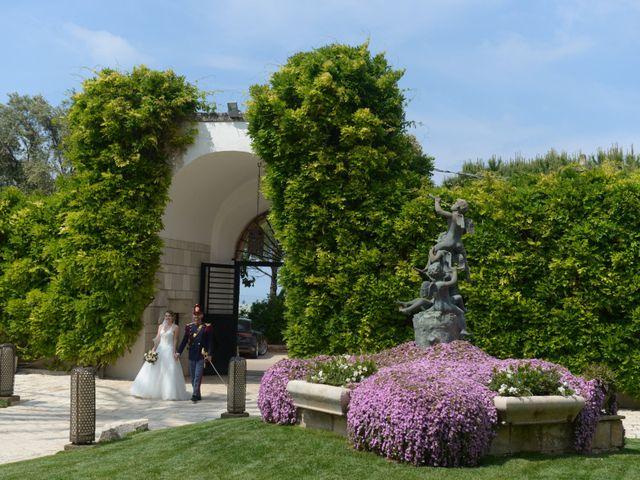 Il matrimonio di Gabriele e Eliana Nicole a Bari, Bari 25