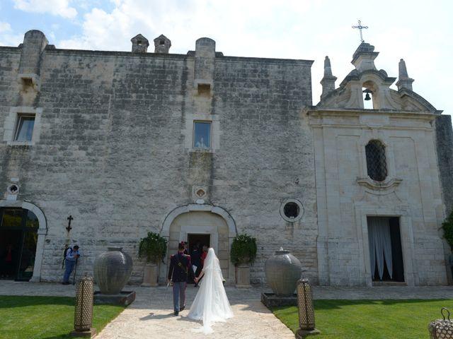 Il matrimonio di Gabriele e Eliana Nicole a Bari, Bari 26