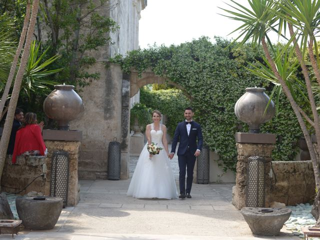 Il matrimonio di Gabriele e Eliana Nicole a Bari, Bari 27
