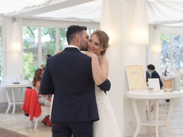 Il matrimonio di Gabriele e Eliana Nicole a Bari, Bari 28