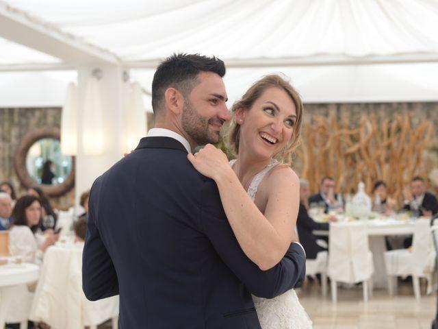 Il matrimonio di Gabriele e Eliana Nicole a Bari, Bari 30