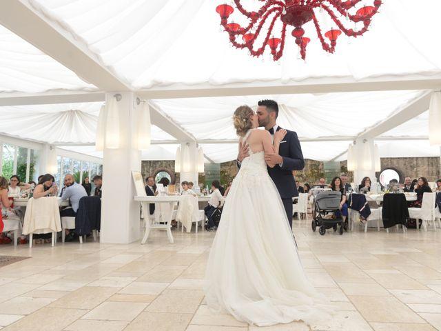 Il matrimonio di Gabriele e Eliana Nicole a Bari, Bari 31