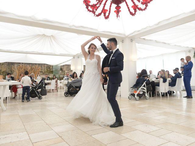 Il matrimonio di Gabriele e Eliana Nicole a Bari, Bari 33