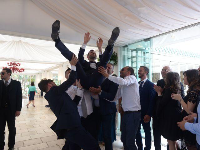 Il matrimonio di Gabriele e Eliana Nicole a Bari, Bari 34