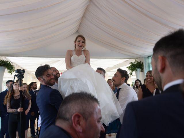 Il matrimonio di Gabriele e Eliana Nicole a Bari, Bari 35