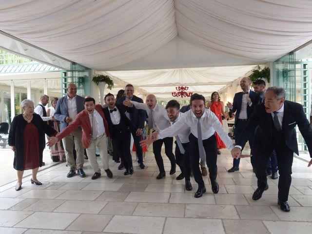 Il matrimonio di Gabriele e Eliana Nicole a Bari, Bari 37