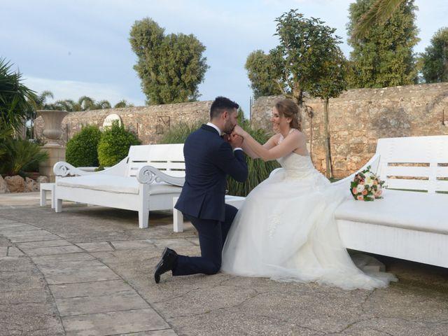 Il matrimonio di Gabriele e Eliana Nicole a Bari, Bari 40