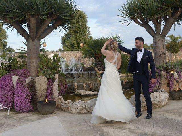 Il matrimonio di Gabriele e Eliana Nicole a Bari, Bari 42