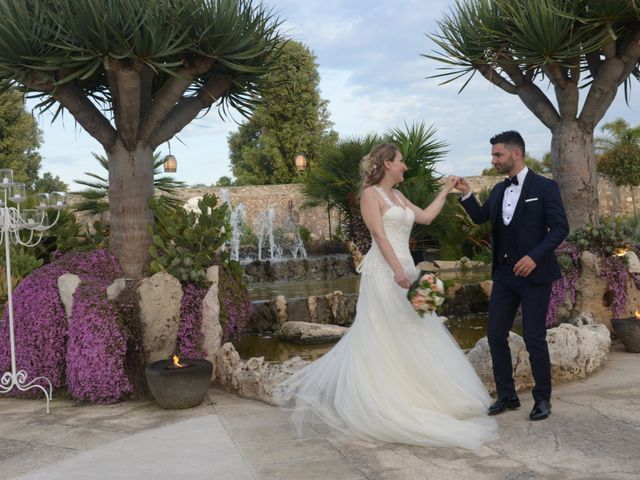 Il matrimonio di Gabriele e Eliana Nicole a Bari, Bari 43