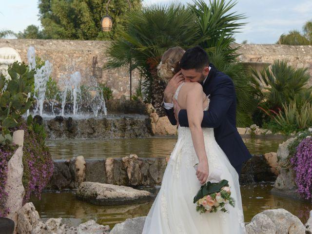 Il matrimonio di Gabriele e Eliana Nicole a Bari, Bari 44