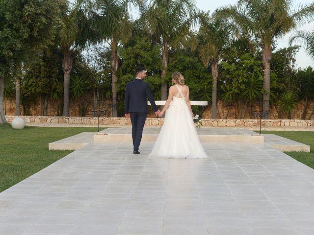 Il matrimonio di Gabriele e Eliana Nicole a Bari, Bari 45