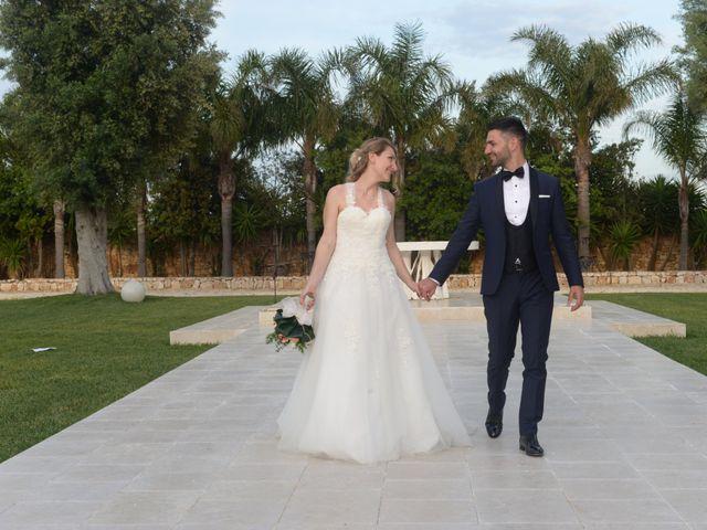 Il matrimonio di Gabriele e Eliana Nicole a Bari, Bari 46