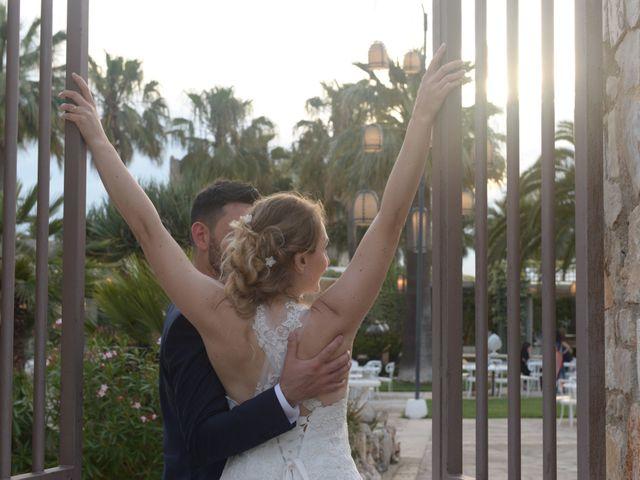 Il matrimonio di Gabriele e Eliana Nicole a Bari, Bari 48