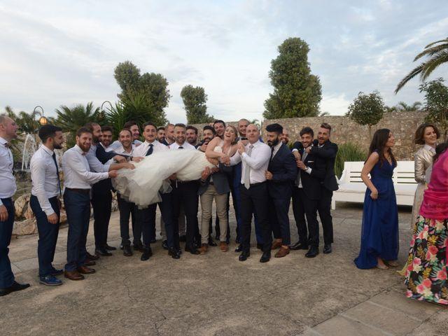 Il matrimonio di Gabriele e Eliana Nicole a Bari, Bari 51