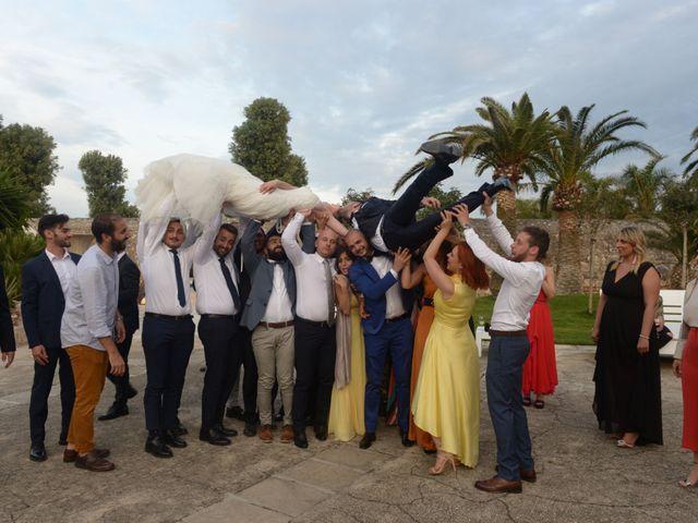 Il matrimonio di Gabriele e Eliana Nicole a Bari, Bari 52