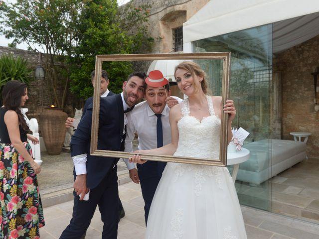 Il matrimonio di Gabriele e Eliana Nicole a Bari, Bari 53