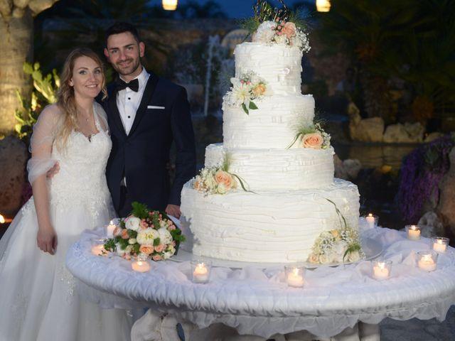 Il matrimonio di Gabriele e Eliana Nicole a Bari, Bari 58