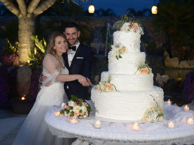 Il matrimonio di Gabriele e Eliana Nicole a Bari, Bari 59