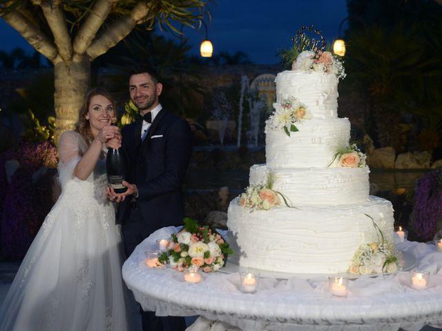 Il matrimonio di Gabriele e Eliana Nicole a Bari, Bari 61