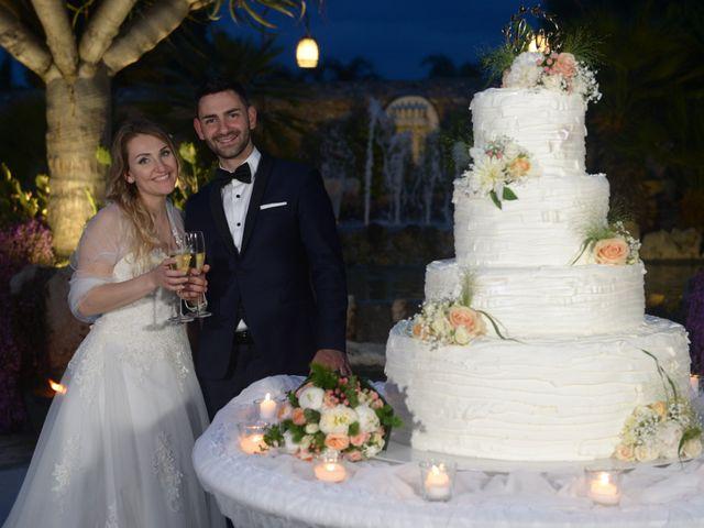 Il matrimonio di Gabriele e Eliana Nicole a Bari, Bari 62