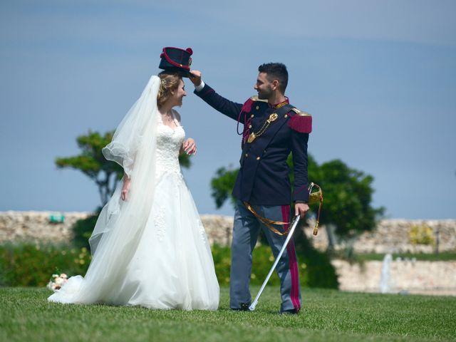 Il matrimonio di Gabriele e Eliana Nicole a Bari, Bari 74