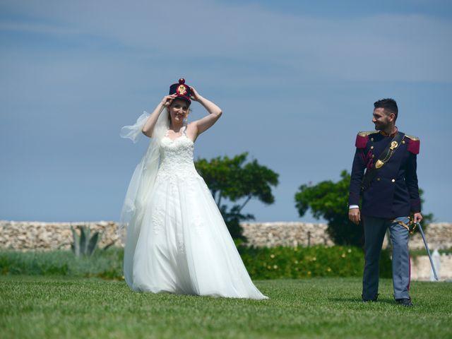 Il matrimonio di Gabriele e Eliana Nicole a Bari, Bari 75