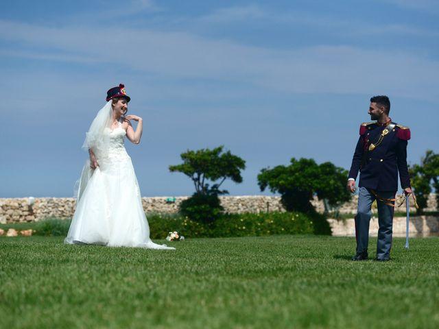 Il matrimonio di Gabriele e Eliana Nicole a Bari, Bari 76
