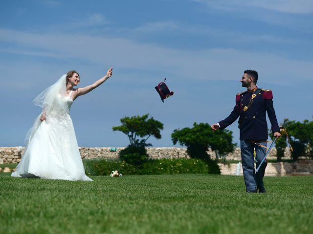 Il matrimonio di Gabriele e Eliana Nicole a Bari, Bari 77