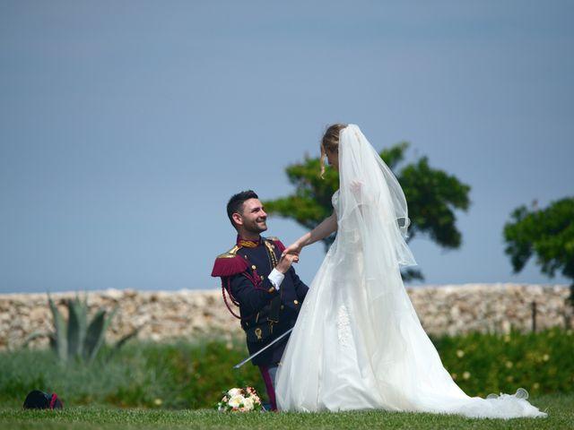 Il matrimonio di Gabriele e Eliana Nicole a Bari, Bari 80