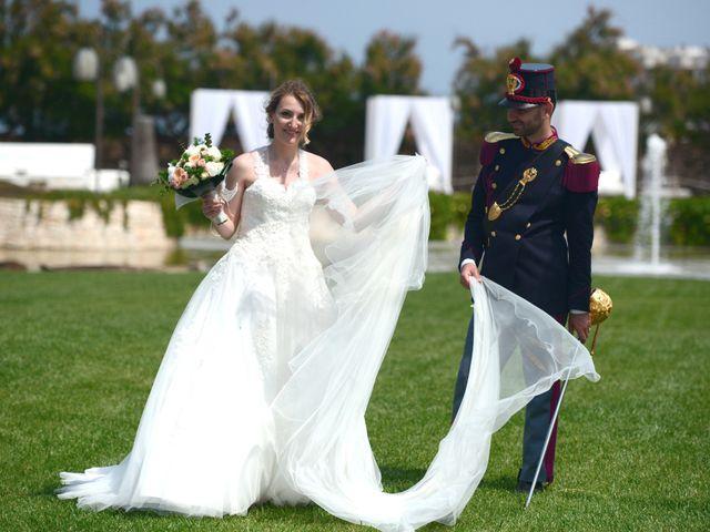 Il matrimonio di Gabriele e Eliana Nicole a Bari, Bari 82