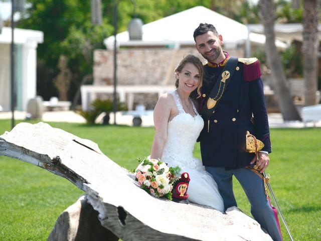 Il matrimonio di Gabriele e Eliana Nicole a Bari, Bari 83