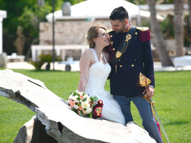 Il matrimonio di Gabriele e Eliana Nicole a Bari, Bari 84