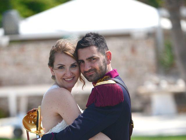 Il matrimonio di Gabriele e Eliana Nicole a Bari, Bari 85