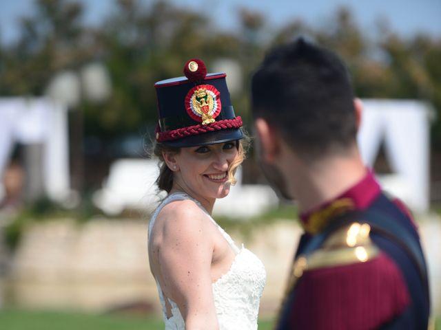 Il matrimonio di Gabriele e Eliana Nicole a Bari, Bari 87