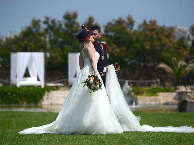 Il matrimonio di Gabriele e Eliana Nicole a Bari, Bari 88