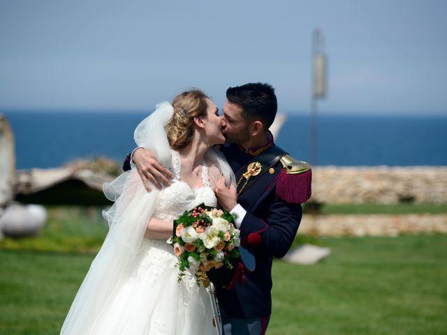 Il matrimonio di Gabriele e Eliana Nicole a Bari, Bari 90