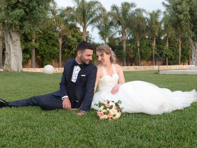 Il matrimonio di Gabriele e Eliana Nicole a Bari, Bari 91