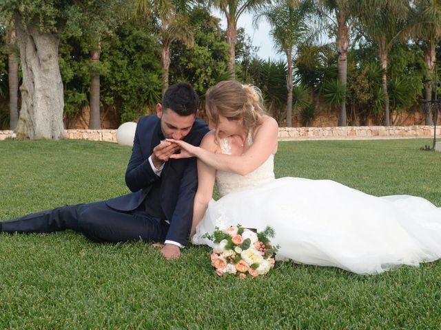 Il matrimonio di Gabriele e Eliana Nicole a Bari, Bari 92