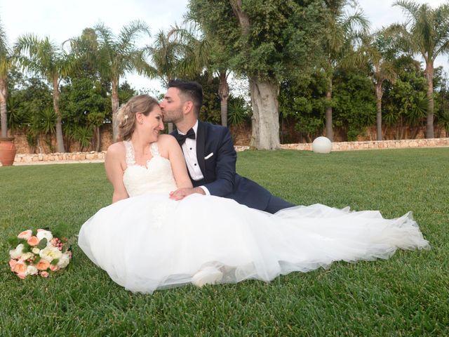 Il matrimonio di Gabriele e Eliana Nicole a Bari, Bari 93