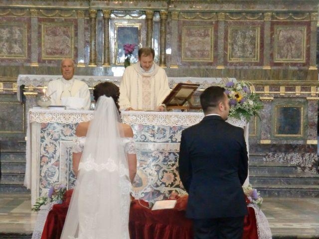 Il matrimonio di Denisia e Davide a Piazza Armerina, Enna 11