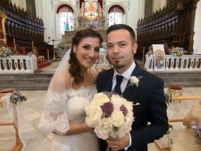 Il matrimonio di Denisia e Davide a Piazza Armerina, Enna 14