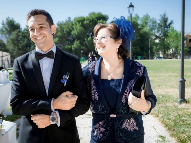 Il matrimonio di Fabrizio e Gisella a Palermo, Palermo 9