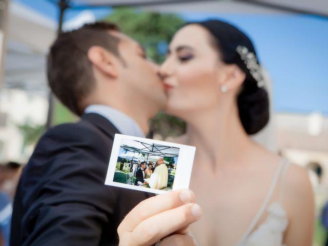 Le nozze di Gisella e Fabrizio