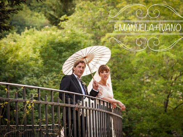 Le nozze di Emanuela e Ivano