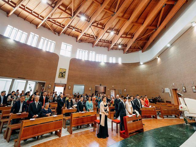 Il matrimonio di Emanuele e Anna a Lucera, Foggia 15