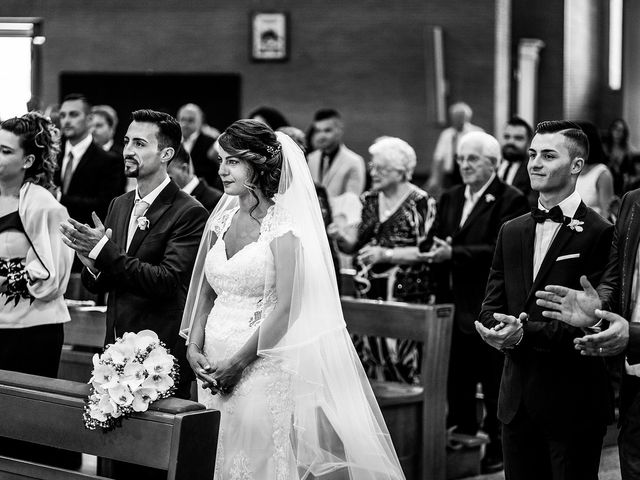 Il matrimonio di Emanuele e Anna a Lucera, Foggia 17